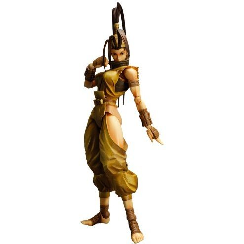 Super Street Fighter IV Play Arts Kai Arcade Edition Vol.3 Non Scale Pre-Painted PVC Figure: Ibuki