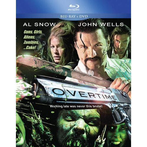 Overtime [Blu-ray+DVD]