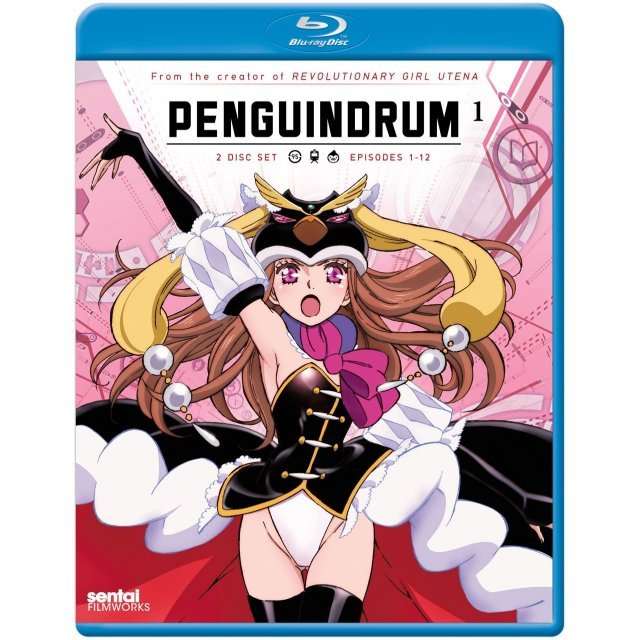 Penguindrum: Collection 1