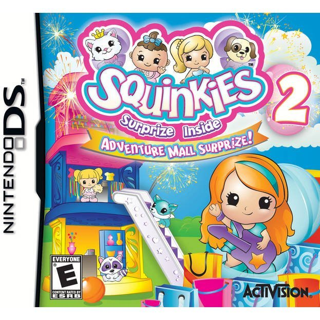 Squinkies 2: Adventure Mall Surprize!