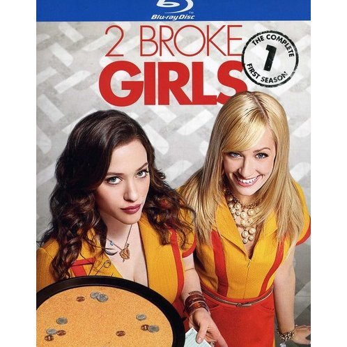 2 Broke Girls: The Complete First Season [Blu-ray+UV Digital Copy]