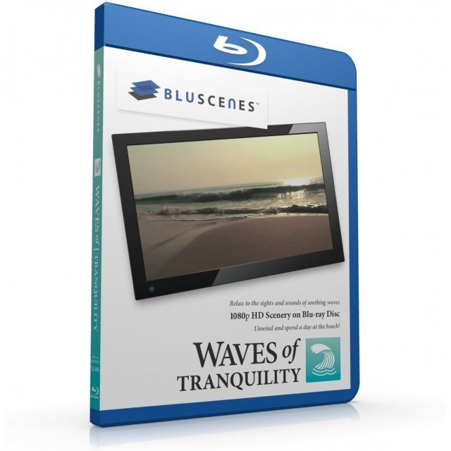 BluScenes: Waves of Tranquility