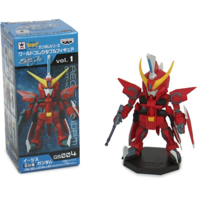 Gundam SEED World Collectable Pre-Painted PVC Figure Vol.1: GAT-X303 Aegis