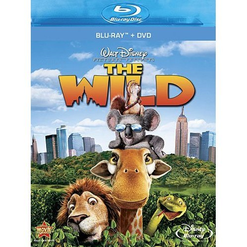 The Wild [Blu-ray+DVD]