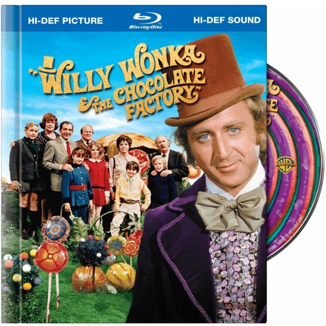 Willy Wonka & the Chocolate Factory (DigiBook)