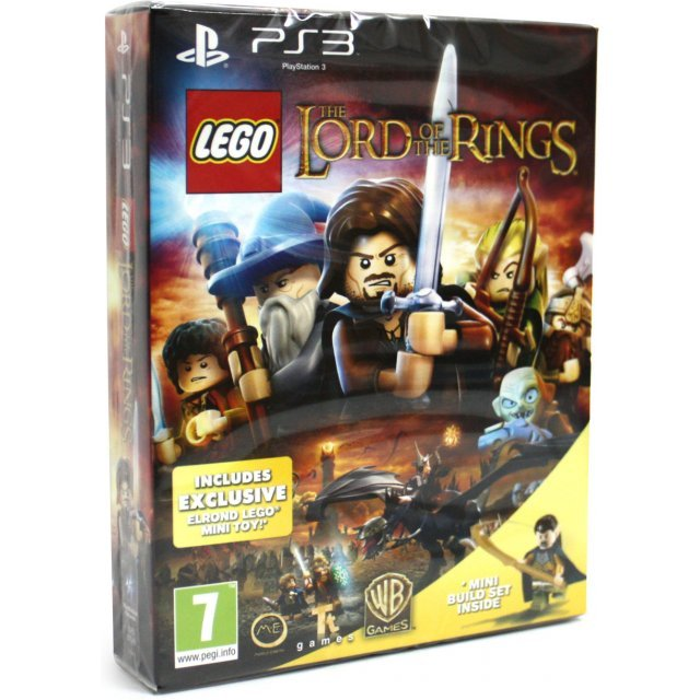 LEGO The Lord of the Rings (Toy Edition)