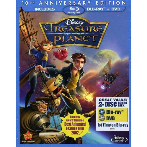 Treasure Planet [10th Anniversary Edition]