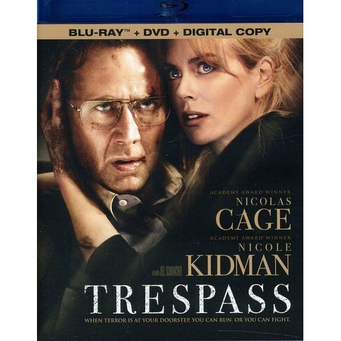Trespass [Blu-ray + DVD + Digital Copy]