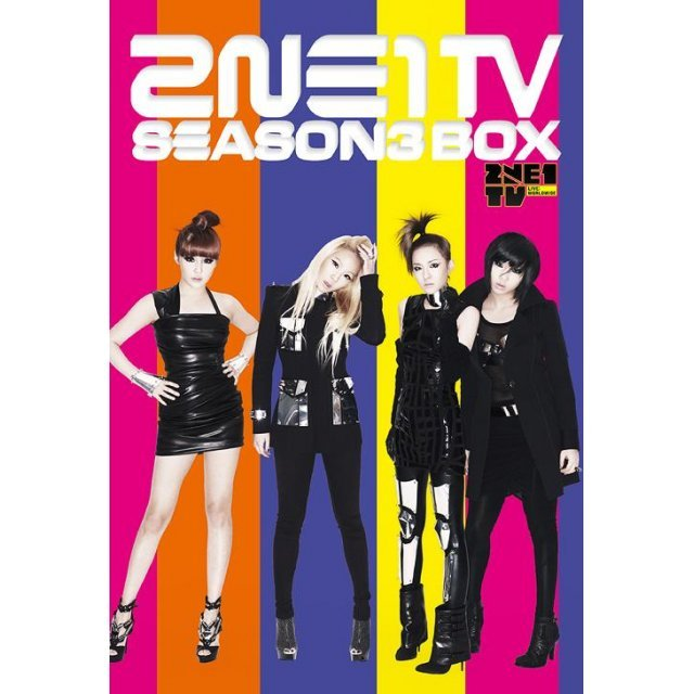Tv Season 3 Box