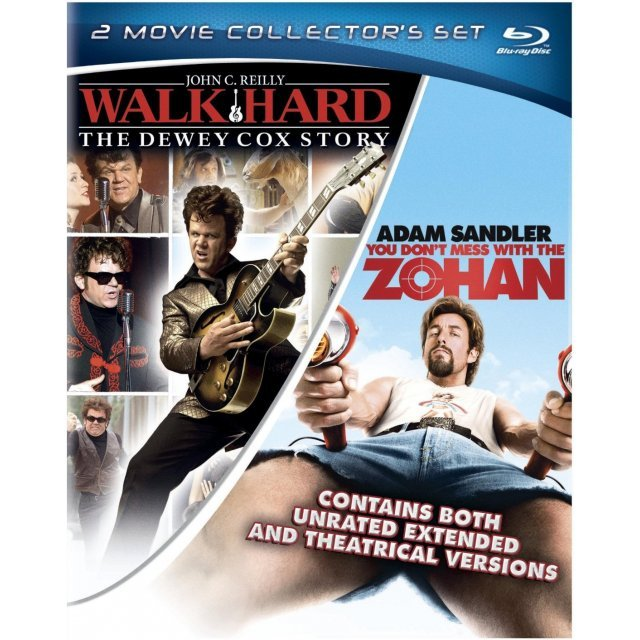 Walk Hard: The Dewey Cox Story / You Don't Mess with the Zohan