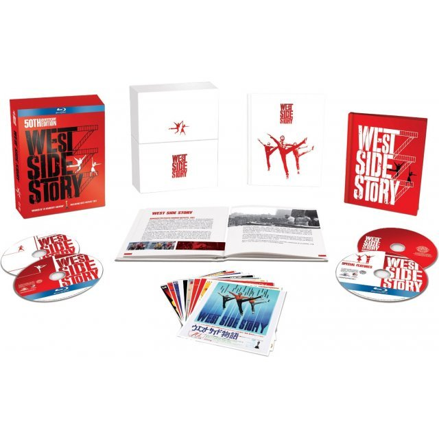 West Side Story (Limited 50th Anniversary Edition)