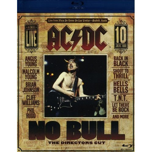 AC/DC: No Bull [Director's Cut]