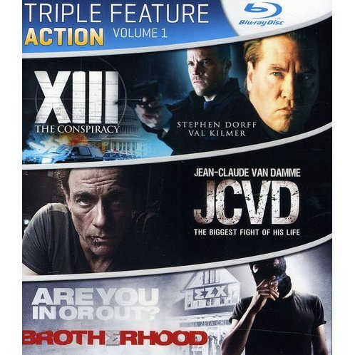 Action Triple Feature Vol. 1