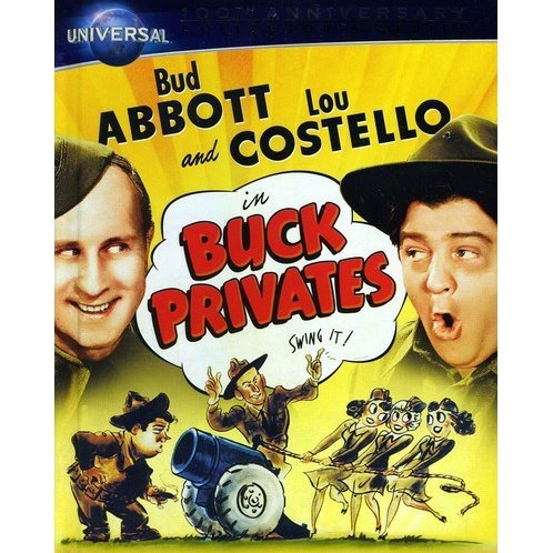 Buck Privates [Collector's Series DigiBook / Blu-ray + DVD Combo Pack]