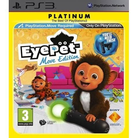 EyePet: Move Edition (Platinum)