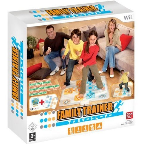 Family Trainer: Outdoor Challenge (w/ Mat)