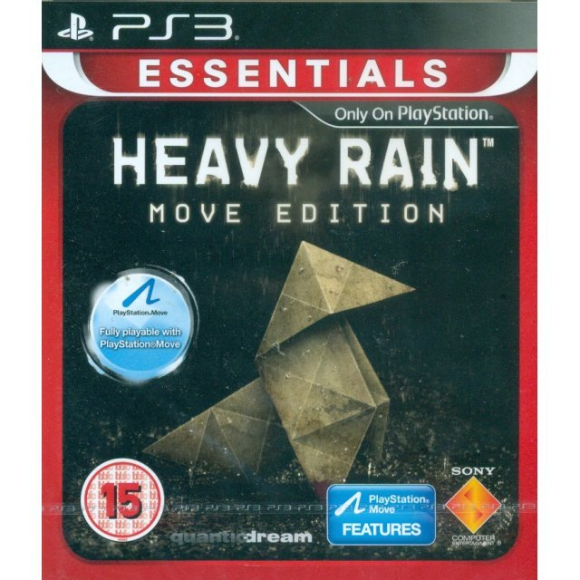 Heavy Rain: Move Edition (Essentials)