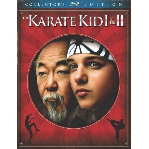Karate Kid I & II