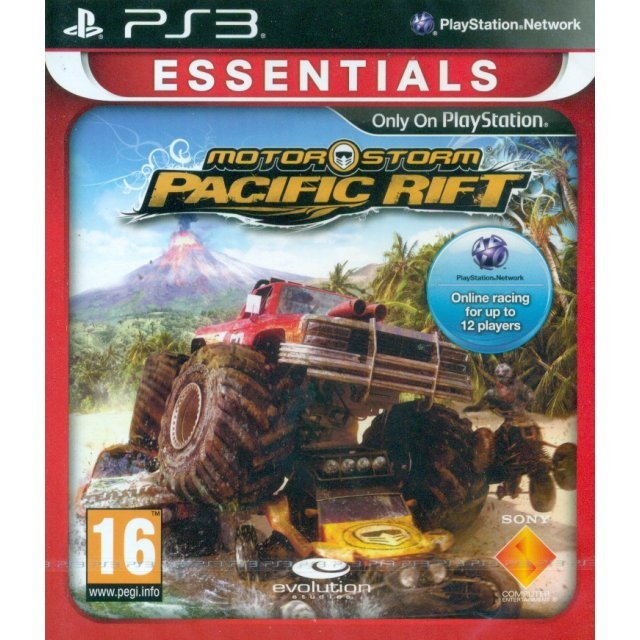 MotorStorm: Pacific Rift (Essentials)