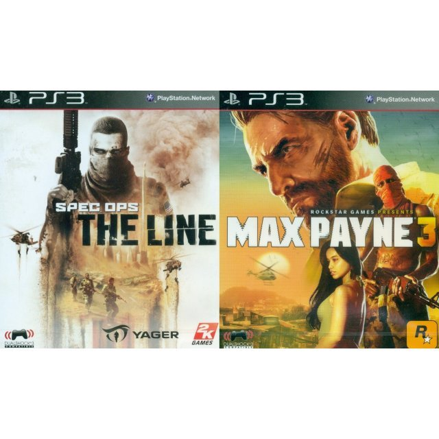 Spec Ops: The Line / Max Payne 3 Bundle 2