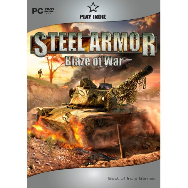 Steel Armor: Blaze of War (DVD-ROM)