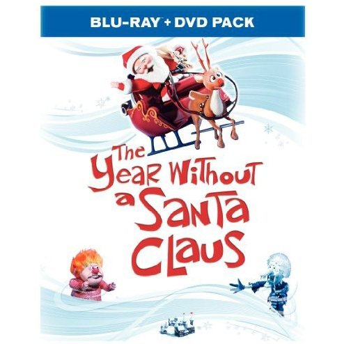 The Year Without A Santa Claus [Blu-ray+DVD]