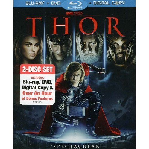 Thor [Blu-ray+DVD+Digital Copy]