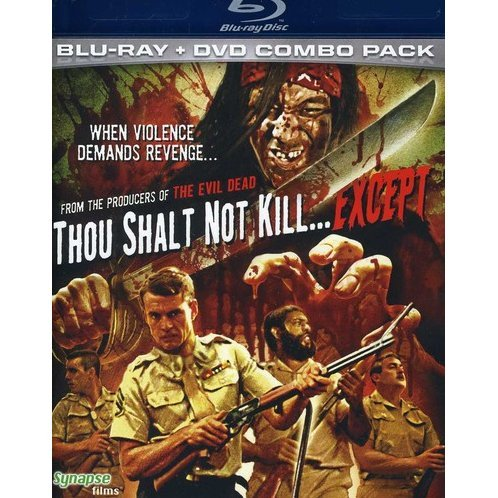 Thou Shalt Not Kill Except [Blu-ray+DVD]