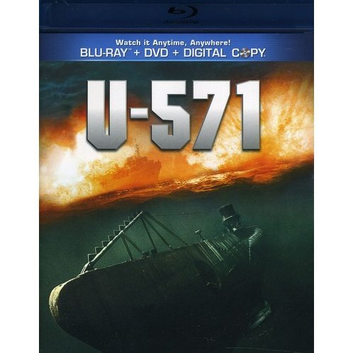 U-571 [Blu-ray+DVD+Digital Copy]