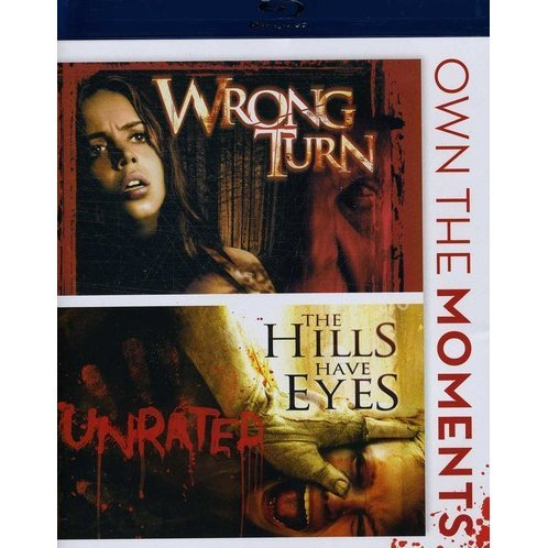 Wrong Turn / The Hills Have Eyes