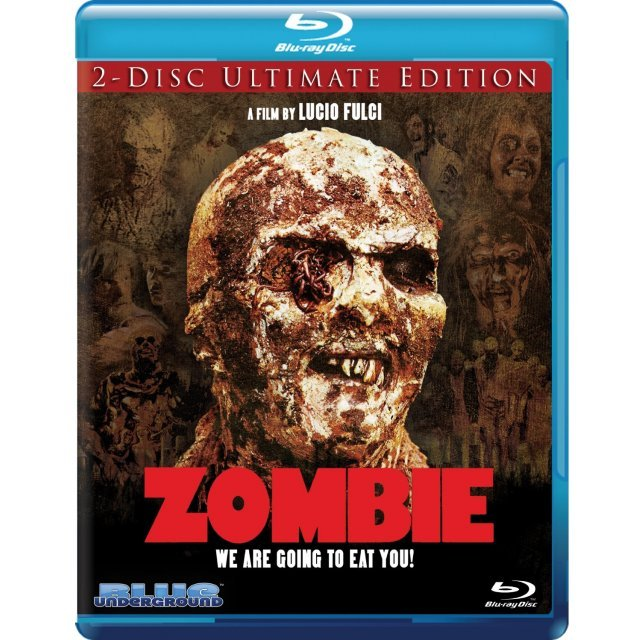 Zombie [2-Disc Ultimate Edition]