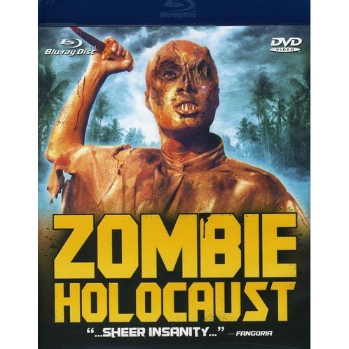 Zombie Holocaust [Blu-ray+DVD]