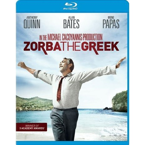 Dance Like Zorba the Greek: Getting in Touch with Your Wild Man