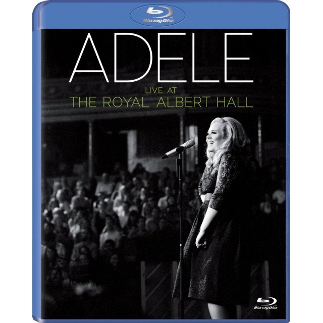 Adele: Live at the Royal Albert Hall [Blu-ray + CD]