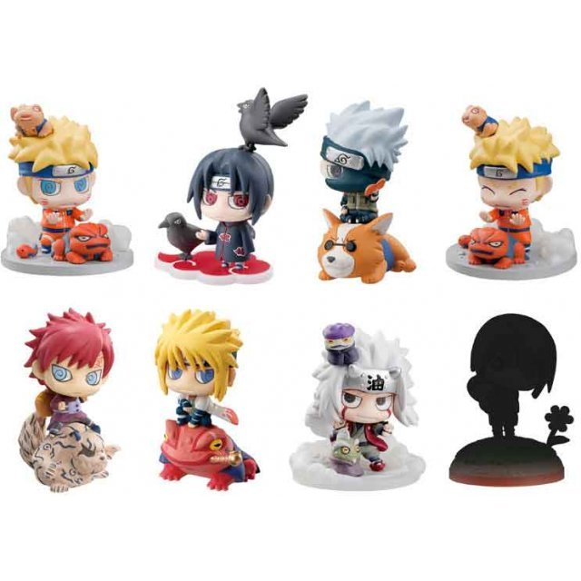 Petit Chara Land Naruto: Shippuden Summoning Technique Once Again! (Set of 10 pieces) (Re-run)