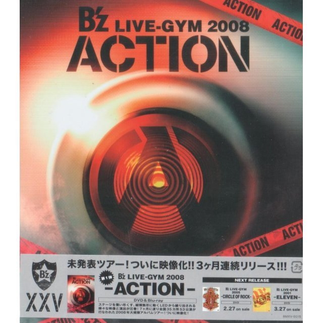 Live-gym 2008 - Action