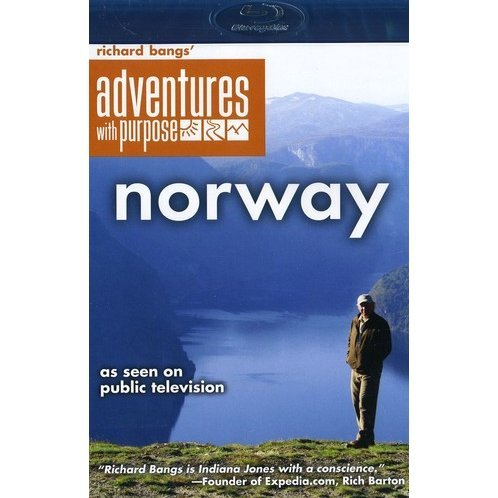 Richard Bangs' Adventures with Purpose: Norway, Quest for the Viking Spirit