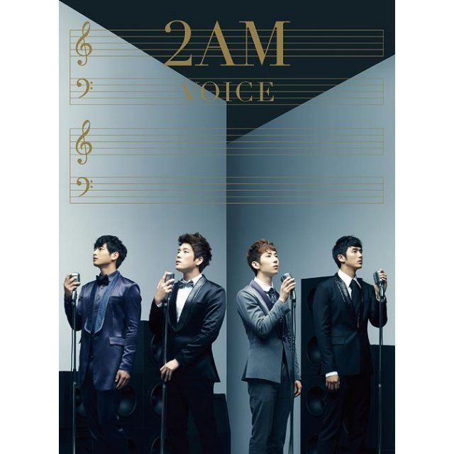 Voice [CD+DVD Limited Edition Type A]
