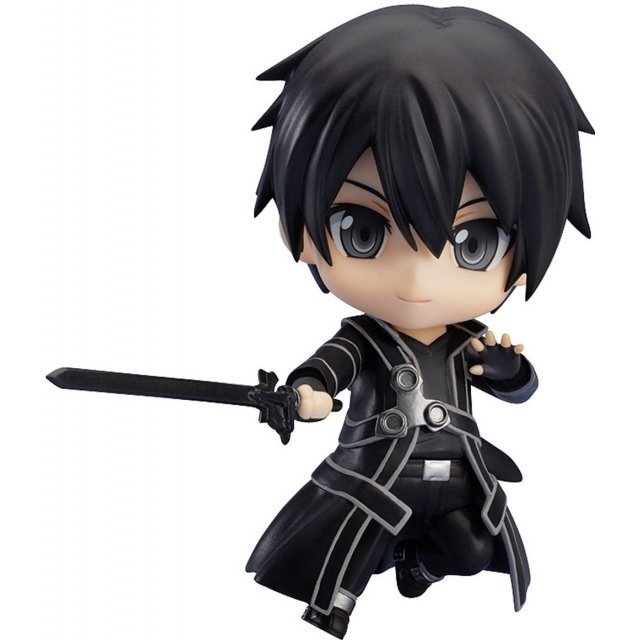 Nendoroid No. 295 Sword Art Online: Kirito (Re-run)