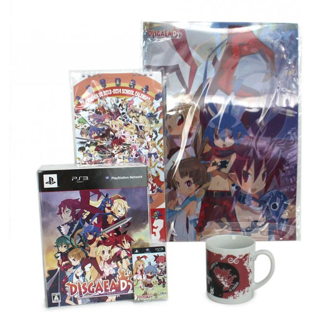 Disgaea D2 [Famitsu DX Pack]