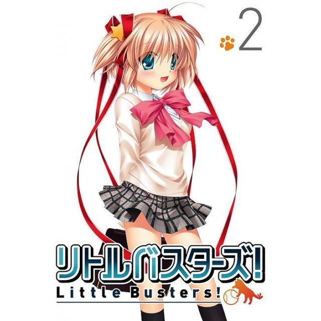 Little Busters 2 [Limited Edition]