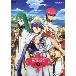 Magi The Labyrinth Of Magic 3