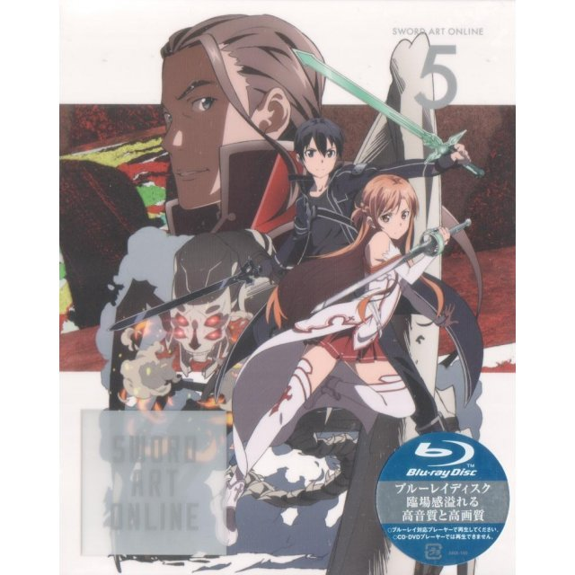 Sword Art Online 5 [Blu-ray+CD Limited Edition]