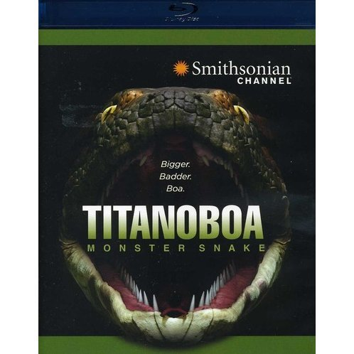 Titanoboa Monster Snake