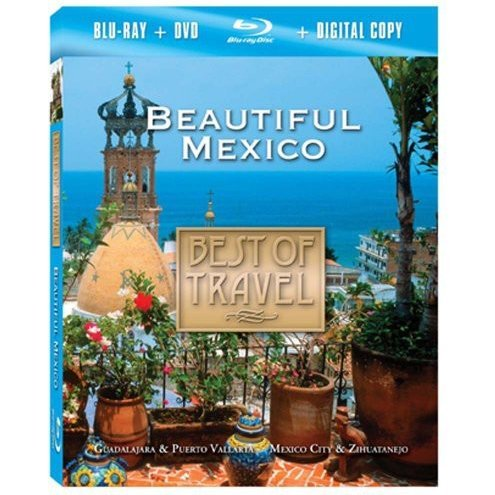 Best of Travel: Beautiful Mexico [Blu-ray + DVD Combo Pack]