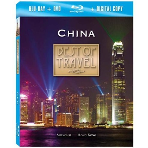 Best of Travel: China [Blu-ray + DVD Combo Pack]