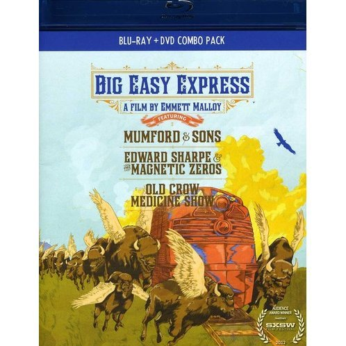 Big Easy Express [Blu-ray + DVD Combo Pack]
