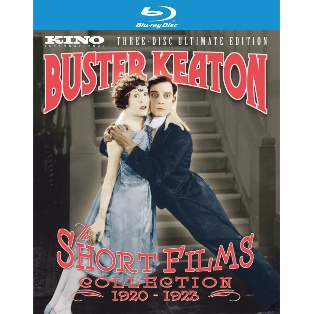Buster Keaton Short Films Collection: 1920-1923 (3-Disc Ultimate Edition)