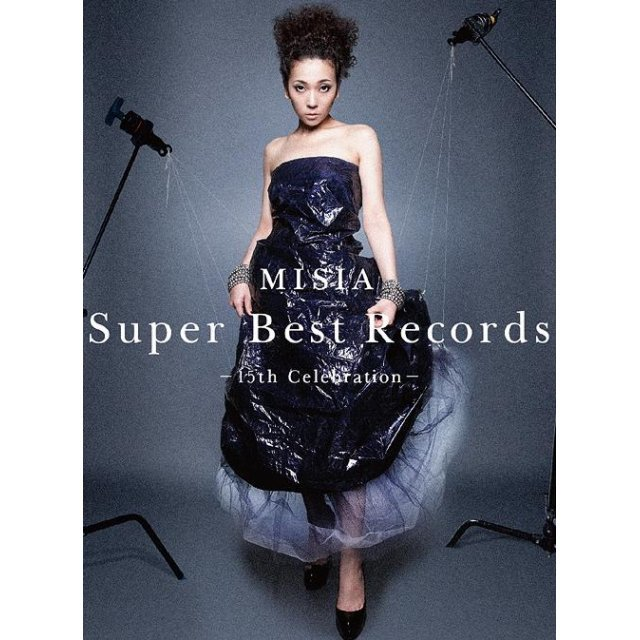 Super Best Records - 15th Celebration [CD+DVD Limited Edition]