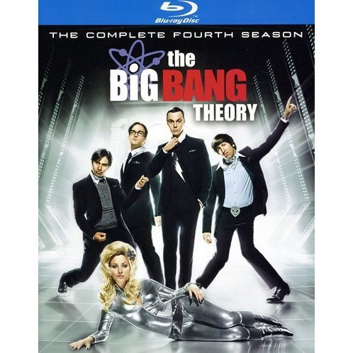 The Big Bang Theory: The Complete Fourth Season